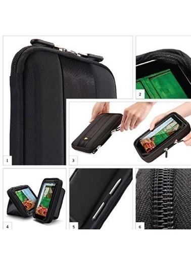 "iPad Mini/Tablet PC Portfolio, 8"", EVA Siyah-Caselogıc"